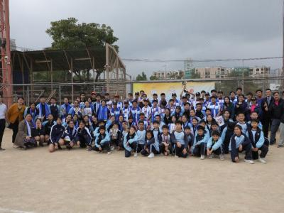 All Hong Kong Inter-Secondary School Softball Competition – Boys Champion